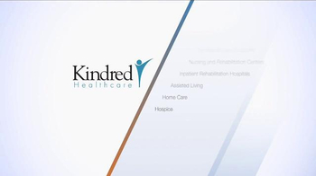 Kindred Healthcare TV Spot, 'Find Care for a Loved One at Long Distances' - Thumbnail 8