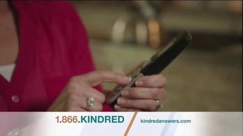 Kindred Healthcare TV Spot, 'Find Care for a Loved One at Long Distances' - Thumbnail 4