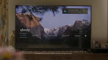XFINITY X1 Entertainment Operating System TV Spot, 'Lip Sync' - Thumbnail 2