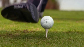 Titleist Pro-V Golf Ball TV Spot, 'Setting the Standard'