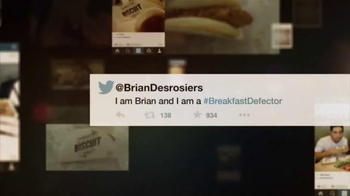 Taco Bell Breakfast Defector Day TV Spot, 'Free Biscuit Taco' - Thumbnail 2