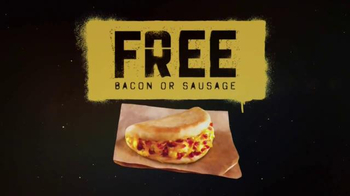 Taco Bell Breakfast Defector Day TV Spot, 'Free Biscuit Taco' - Thumbnail 6
