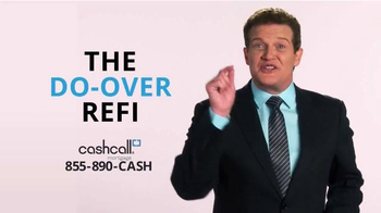 Cash Call TV Spot, 'Do-Over ReFi' - Thumbnail 2