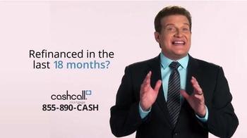 Cash Call TV Spot, 'Do-Over ReFi' - Thumbnail 4