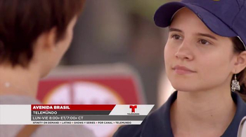 XFINITY Latino TV Spot, 'Exclusivo' Con Mary Gamarra [Spanish] - 18 commercial airings