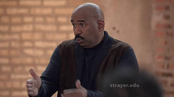 Strayer University TV Spot, 'Change' Featuring Steve Harvey - Thumbnail 5