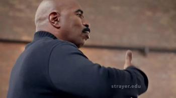 Strayer University TV Spot, 'Change' Featuring Steve Harvey - Thumbnail 7