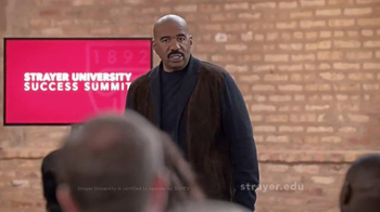 Strayer University TV Spot, 'Change' Featuring Steve Harvey - Thumbnail 9