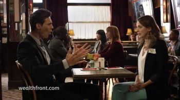 Wealthfront TV Spot, 'You Don't Need That Guy: Blake'