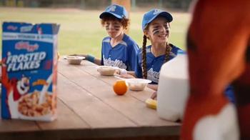 Frosted Flakes Little League TV Spot, 'Pregame Rituals' - Thumbnail 8