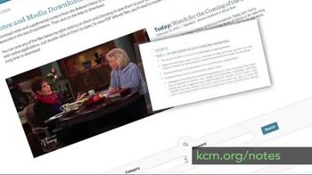 Kenneth Copeland Ministries TV Spot, 'BVOV Broadcast Study Notes'