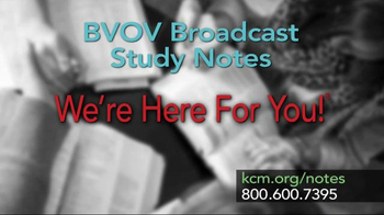 Kenneth Copeland Ministries TV Spot, 'BVOV Broadcast Study Notes' - Thumbnail 9