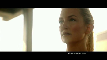 Fabletics.com TV Spot, 'First Outfit' Featuring Kate Hudson