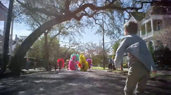 New Orleans Tourism and Marketing TV Spot, 'The Family'