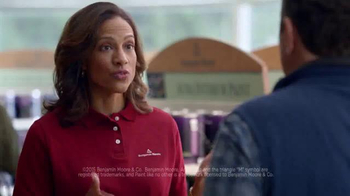 Benjamin Moore TV Spot, 'Who Are You Talking to About Stain?' - Thumbnail 8