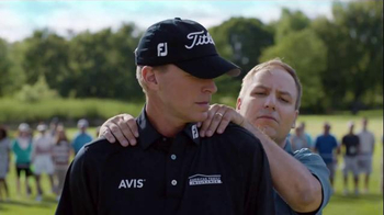 PGA Fantasy Golf Driven by Avis TV Spot, 'Massage' Featuring Steve Stricker - Thumbnail 3
