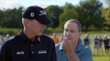 PGA Fantasy Golf Driven by Avis TV Spot, 'Massage' Featuring Steve Stricker - Thumbnail 5
