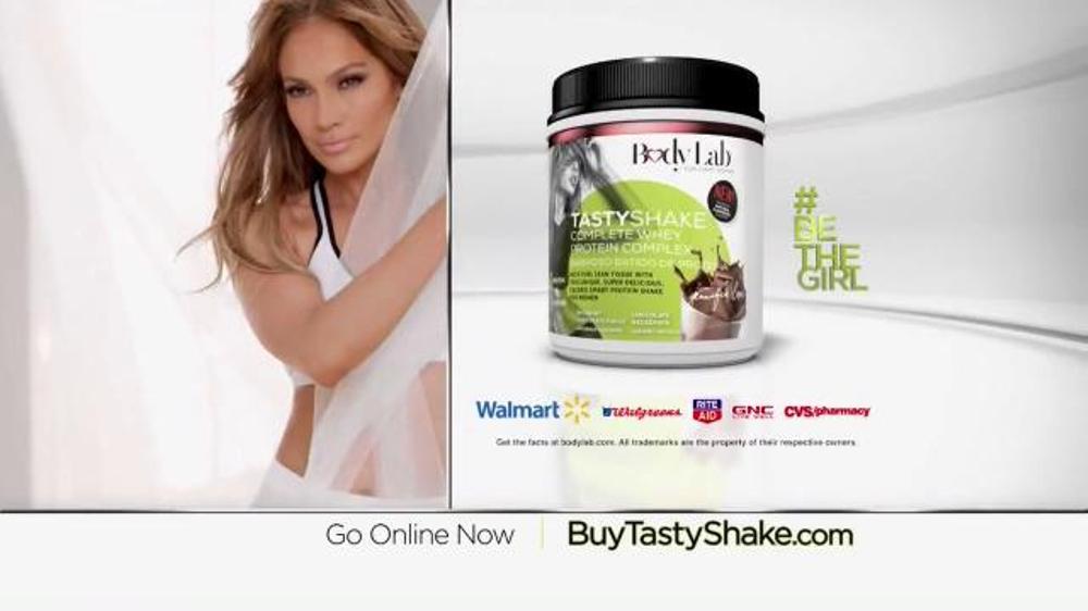 Body Lab Tasty Shake TV Commercial, 'Eat Better, Feel Better' Ft. Jennifer Lopez