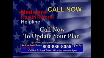 Medicare Health Reform Hotline TV Spot, 'Significant Benefits' - Thumbnail 5