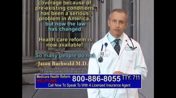 Medicare Health Reform Hotline TV Spot, 'Significant Benefits' - Thumbnail 7