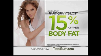 Body Lab Total Burn TV Spot, 'Her Secret' Featuring Jennifer Lopez - 335 commercial airings