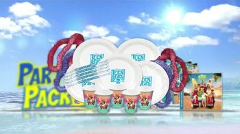 Teen Beach 2 Party Pack TV Spot - 107 commercial airings