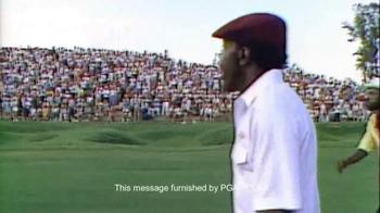 PGA TV Spot, 'Remembering Calvin Peete' - Thumbnail 2