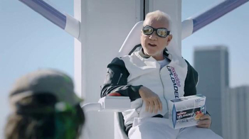 Lunchables Unloaded TV Spot, 'Hashtag' Featuring Malcolm McDowell - Thumbnail 7