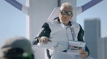 Lunchables Unloaded TV Spot, 'Hashtag' Featuring Malcolm McDowell - Thumbnail 8
