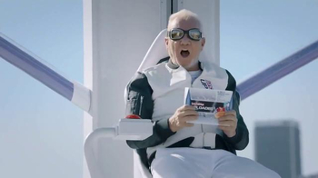 Lunchables Unloaded TV Spot, 'Hashtag' Featuring Malcolm McDowell - Thumbnail 9