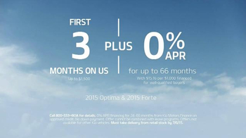 Kia Summer's On Us Sales Event TV Spot, 'Summer Savings' - Thumbnail 8