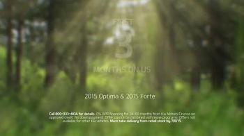 Kia Summer's On Us Sales Event TV Spot, 'Summer Savings' - Thumbnail 2