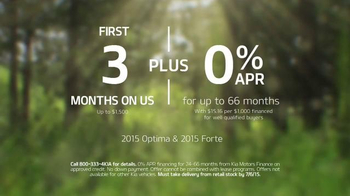 Kia Summer's On Us Sales Event TV Spot, 'Summer Savings' - Thumbnail 3