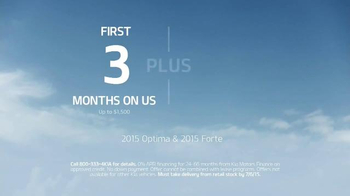 Kia Summer's On Us Sales Event TV Spot, 'Summer Savings' - Thumbnail 7