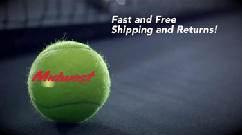 Midwest Sports TV Spot, 'Footwear and Rackets' - Thumbnail 10