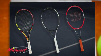 Midwest Sports TV Spot, 'Footwear and Rackets' - Thumbnail 8