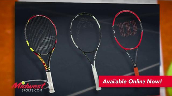 Midwest Sports TV Spot, 'Footwear and Rackets' - Thumbnail 9