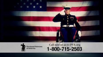 Paralyzed Veterans of America TV Spot, 'The Phone Call' Feat. Ben Affleck - 29 commercial airings