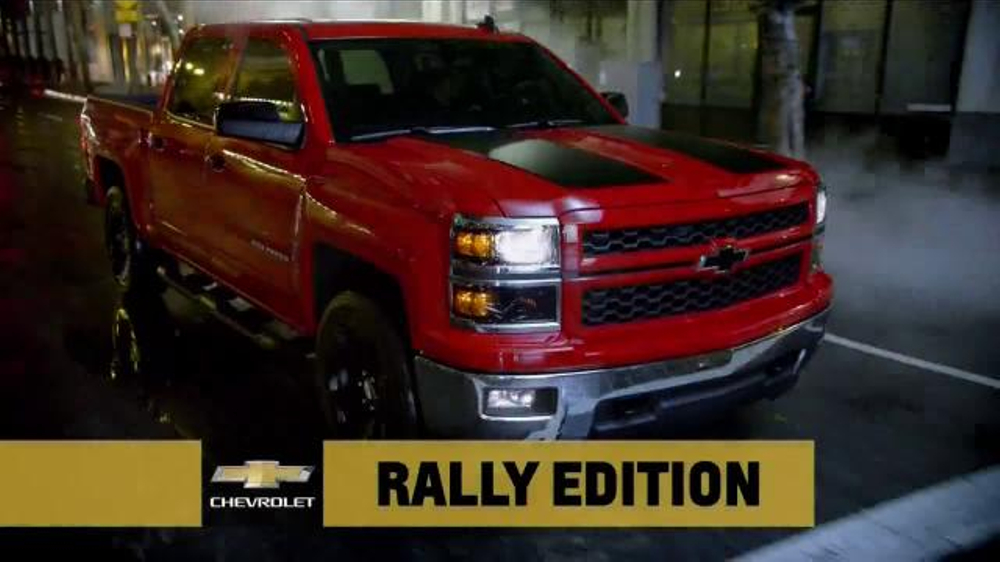 Chevy Memorial Day Sale TV Commercial, 'Four New Silverado ...