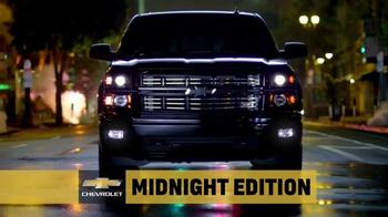 Chevy Memorial Day Sale TV Spot, 'Four New Silverado Special Editions' - Thumbnail 4