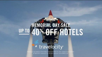 Travelocity Memorial Day Sale TV Spot, 'Epic-er Vacations' - Thumbnail 4