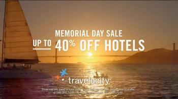Travelocity TV Spot, 'Romantic-er Sunsets' - Thumbnail 7