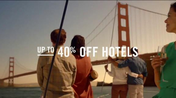 Travelocity TV Spot, 'Romantic-er Sunsets' - Thumbnail 2