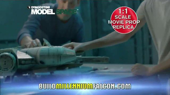 Build the Millennium Falcon thumbnail