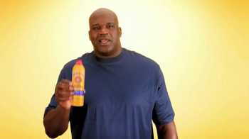 Gold Bond Powder Spray TV Spot, 'Smell as Good as I Look' Featuring Shaq - Thumbnail 1