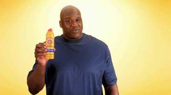 Gold Bond Powder Spray TV Spot, 'Smell as Good as I Look' Featuring Shaq - Thumbnail 2