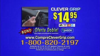 Clever Grip TV Spot, 'Llamadas con Manos Libres' [Spanish] - Thumbnail 9