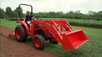 Kubota L2501 Tractors TV Spot, 'Value'