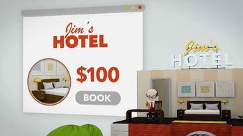 trivago TV Spot, 'Jim the Hotel Owner' - Thumbnail 4