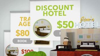 trivago TV Spot, 'Jim the Hotel Owner' - Thumbnail 6